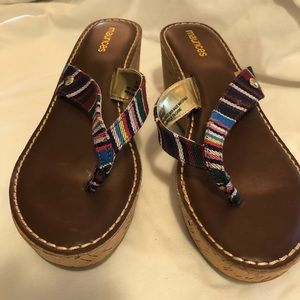 Maurices's wedge slides